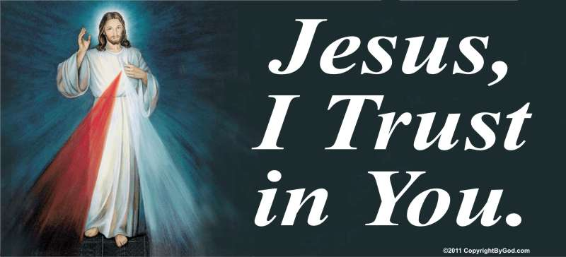 Jesus I Trust in You 5x11 Billboard